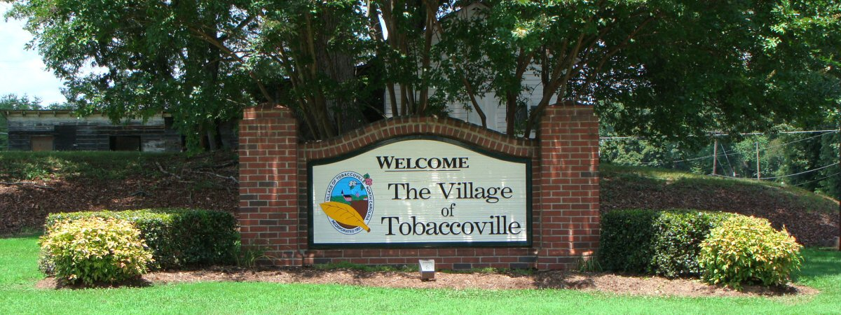 Tobaccoville-Sign
