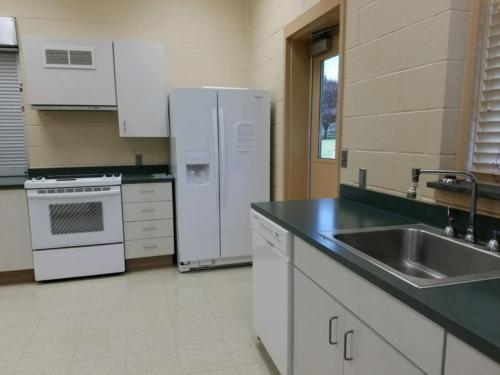 Community Center Kitchen
